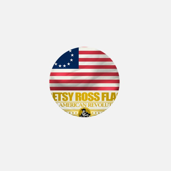 Betsy Ross (Flag 10)2 Mini Button