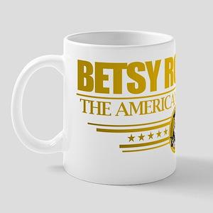 Betsy Ross (Flag 10) pocket 2 Mug