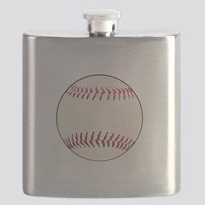 Kids Baseball Gifts for Dads Son Flask