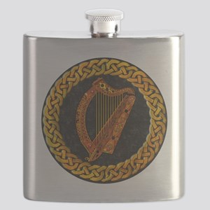 CELTIC-HARP Flask