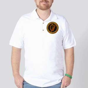 CELTIC-HARP Golf Shirt
