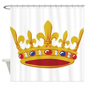 Crown Royal Shower Curtains