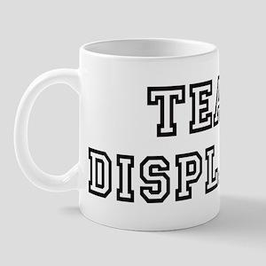 Team DISPLACED Mug