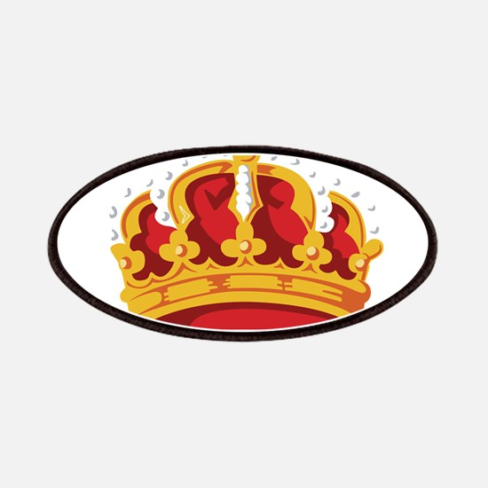 Crown - Queen Patches