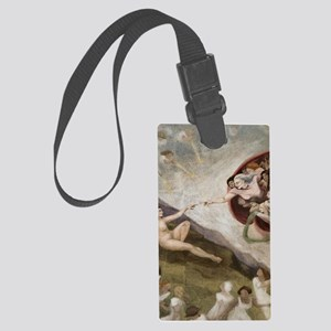 The Goddess Large Luggage Tag