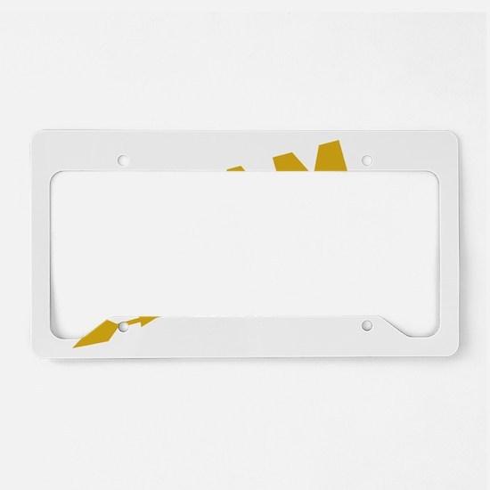 katniss2 License Plate Holder