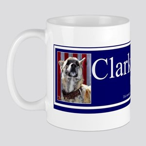 Clark for pres bumper sticker_edited-1 Mug