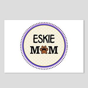 Eskie Dog Mom Postcards (Package of 8)