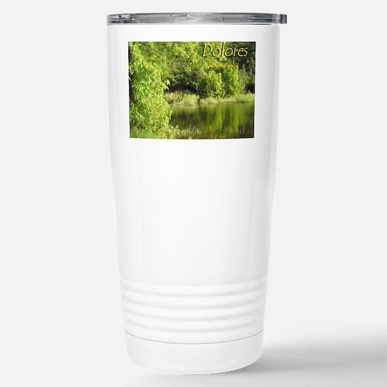 dlostcard Stainless Steel Travel Mug