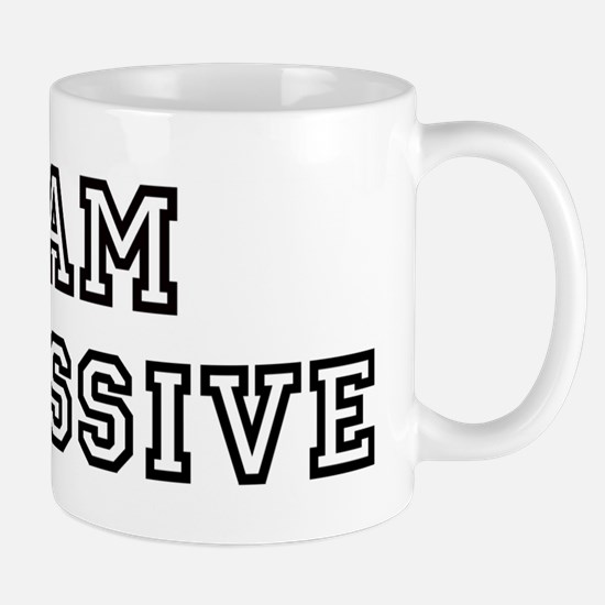 Team DISMISSIVE Mug