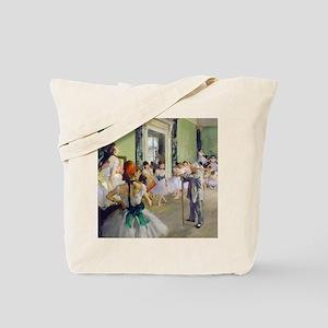 FF Degas DanceClass Tote Bag