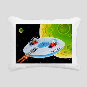x200art Rectangular Canvas Pillow