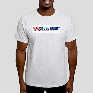 Steve Kubby 2008 Light T-Shirt