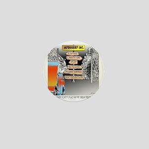 8480_quarry_cartoon Mini Button