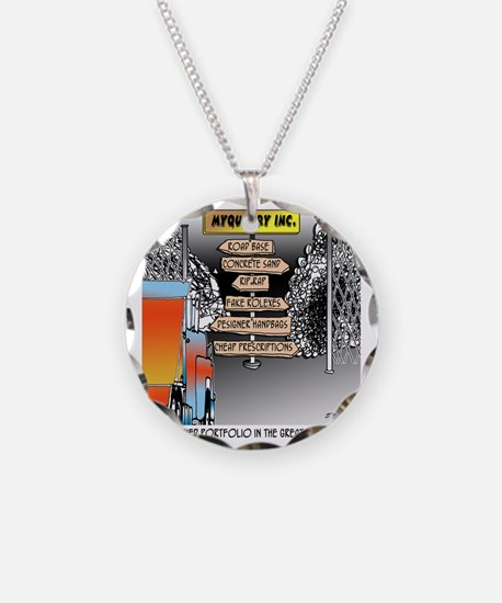 8480_quarry_cartoon Necklace