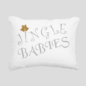 JingleBabiesMaternity Rectangular Canvas Pillow