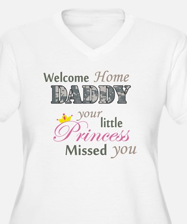 Welcome Home Dadd T-Shirt
