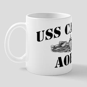 camden black letter Mug