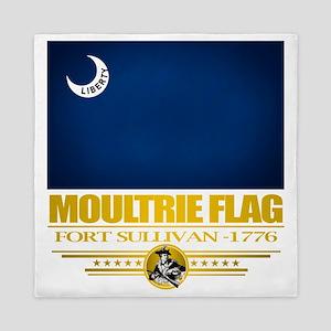 Moultrie (Flag 10)2 Queen Duvet