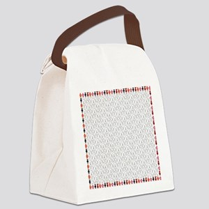 4shower1 Canvas Lunch Bag