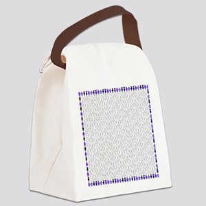 4shower2 Canvas Lunch Bag