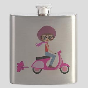 scootgirl Flask