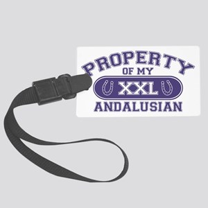 andalusianproperty Large Luggage Tag