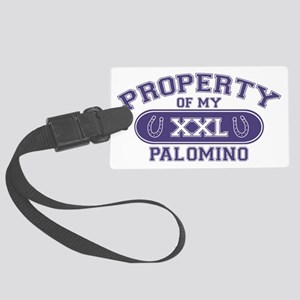palominoproperty Large Luggage Tag