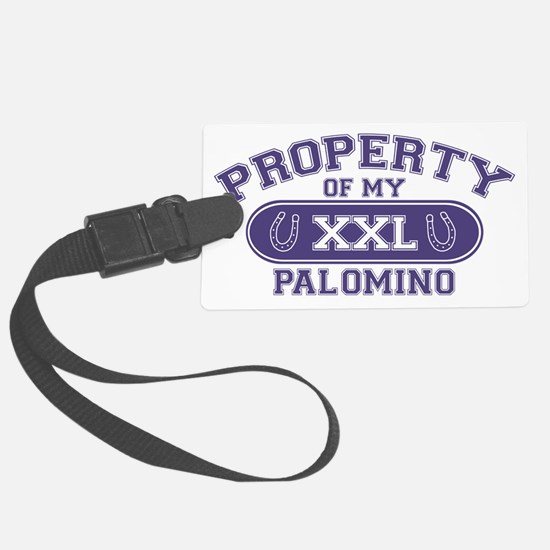 palominoproperty Luggage Tag