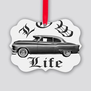 low life Picture Ornament