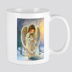 Feral Angel Mugs