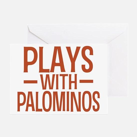 playspalominos Greeting Card