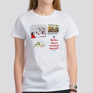 2012-01-22-naked_600px Women's T-Shirt