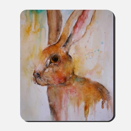 Solo Hare Mousepad