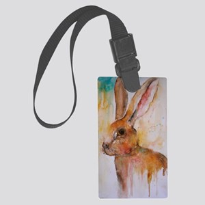 Solo Hare Large Luggage Tag