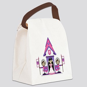 Knight Pad6 Canvas Lunch Bag