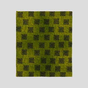 CELTIC-SQUARE-FLIP-FLOPS Throw Blanket