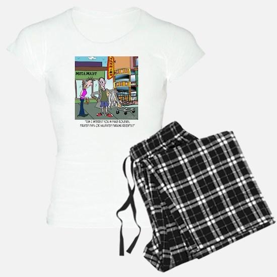 8560_parking_cartoon Pajamas