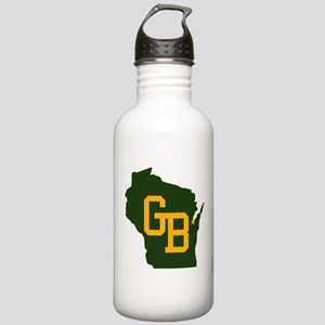 GB - Wisconsin Stainless Water Bottle 1.0L