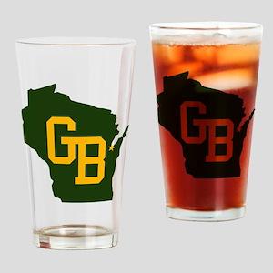 GB - Wisconsin Drinking Glass