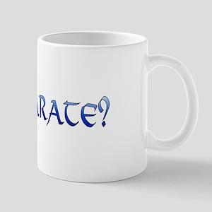 got karate? Mug