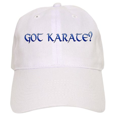 got karate? Cap