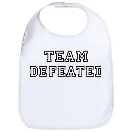 Team DEFEATED Bib