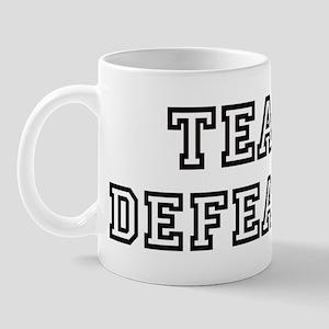 Team DEFEATED Mug