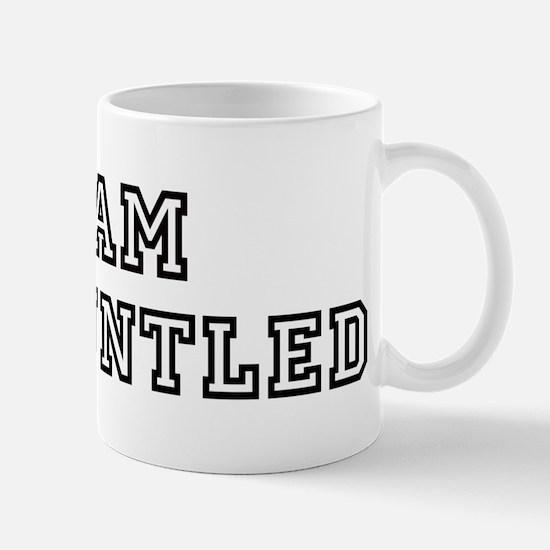 Team DISGRUNTLED Mug