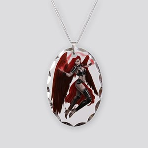 pathways_erinyes_Gnapier_9in Necklace Oval Charm