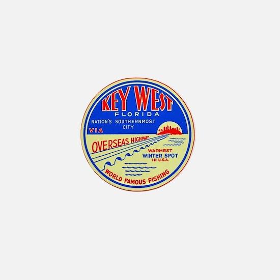 Key West, Florida Mini Button
