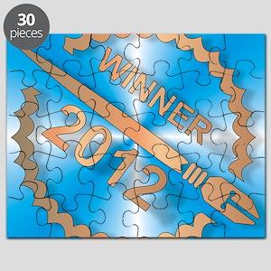 Chapter Bok Challenge round edge sq Puzzle