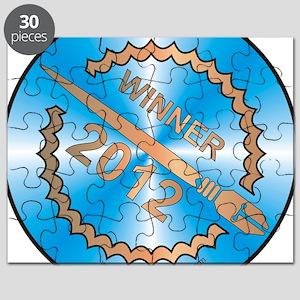Chapter Book Challenge 2012 Winner round ba Puzzle