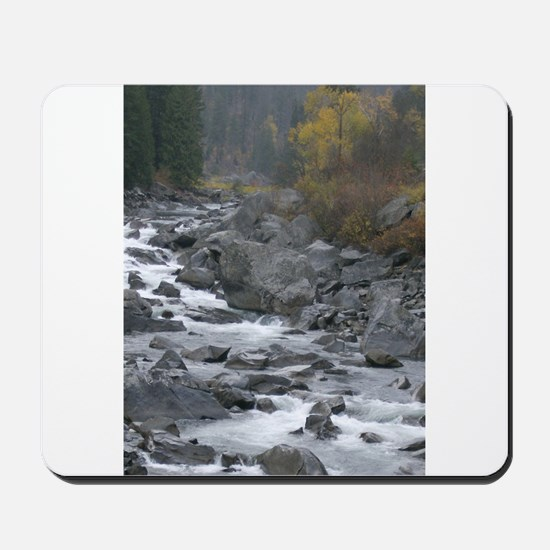 Wenatchee River Mousepad